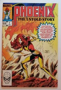 Phoenix: The Untold Story #1 (1984) NM+ 9.6 Dark Phoenix, Byrne, Claremont!