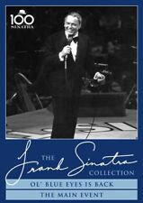Frank Sinatra - Frank Sinatra: Ol' Blue Eyes Is Back / The Main Event [New DVD]