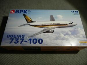 1/72 BPK Boeing 737-100