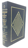 Easton Press. The Shadow of Blooming Grove: Warren G. Harding. Leather