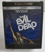 The Evil Dead 4k Ultra HD/Blu-ray/Digital