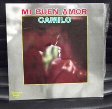 """CAMILO SESTO - LP """"MI BUEN AMOR"""" 12 TEMAS INOLVIDABLES. DE 1977, VER DETALLES."""