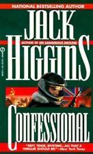 Confessional by Jack Higgins (The Liam Devlin #3) (1986 Paperback) GG191