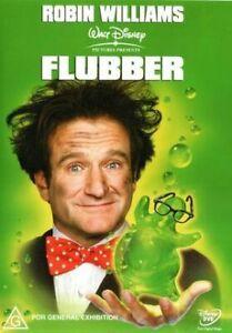 Flubber | Rated G | DVD Region 4 (PAL) (Australia) | Free Post