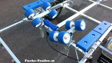 NEU 1 Paar 4er Seitenrollen Bugrolle Sliprollen Sliprolle Seitenrolle Rollen