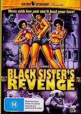 Black Sister's Revenge-DVD (1976)Jerri Hayes-Charles D. Brooks III-Gammy Burdett