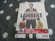 "DVD ""JONATHAN LAMBERT : PERRUQUES"" spectacle 2013 à l'Olympia"