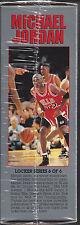 Michael Jordan Locker Box # 6 Upper Deck 1991-92 NBA-7-Sealed Packs Included
