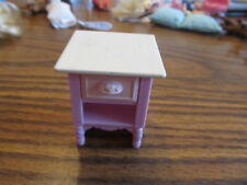 Fisher Price/Mattel doll house end table