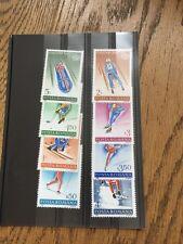 4418-25 Postfrisch ** Rumänien 1988 Sport Olympia
