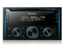 Pioneer FH-S520BT 2-DIN Bluetooth Car Stereo CD Player Receiver with USB AUX