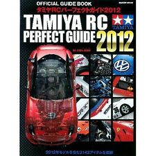 Tamiya RC Perfect Guide 2012 Official Japanese Guide Book