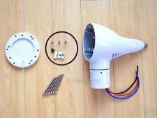 Patriot-WZ Wind Turbine Generator Body Mounting + Slip Ring for PMA Alternator