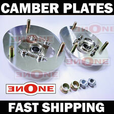 MK1 PillowBall Bearing Camber Kit Plate Plates Starion Conquest