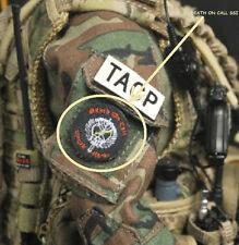KANDHARA AMERICAN LEAGUE INFIDEL CLUB PRO-TEAM AFSOC JTAC DEATH-ON-CALL INSIGNIA