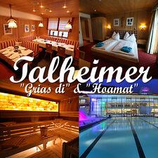 Urlaub Saalbach Hinterglemm Pension Talheim Postkarte