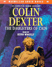 THE DAUGHTERS OF CAIN AUDIO BOOK BY COLIN DEXTER, READ BY KEVIN WHATELY, TESTED.