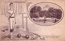 LE PUY-EN-VELAY concours de gymnastique de juin 1923 parc éd benneton