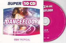 CD CARTONNE CARDSLEEVE DANCEFLOOR 15T AFRICANISM/SALOME DE BAHIA/SINCLAR/MILLER