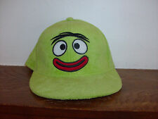 Yo Gabba Gabba! Brobee Plush Feel Hat Cap Brand New Adult Size L/XL