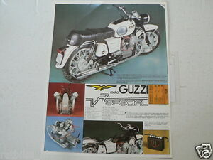 PROTAR MOTO GUZZI V7 SPECIAL AND LAVERDA 750 SF TYPE 71 MOTORCYCLE