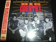 Big Country – Wonderland The Essential Very Best Of Greatest Hits 3 CD – New