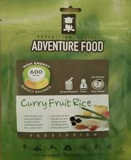 Adventure Foods Curry Fruit Rice (Vegetarian)