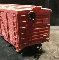 HO Santa Fe Boxcar 100% Tested & Refurbished Lot D19