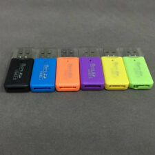 Portable Memory Card Reader to USB 2.0 Adapter For Micro SD Card TF Card Adapter