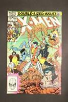 Uncanny X-Men #166, VF+ 8.5 1st appearance Lockheed, Wolverine, Storm