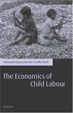 The Economics of Child Labour by Alessandro Cigno and Furio Camillo Rosati...