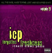 FREE US SHIP. on ANY 3+ CDs! ~Used,Very Good CD Insane Clown Posse: Forgotten Fr