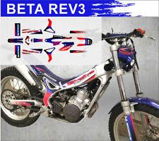 Beta Rev 3 decal / sticker / aufkleber / adesivi -14pcs