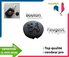 Membrane Bouton Poussoir Plastique Pour Clé Plip Peugeot 106 206 306 406 etc...