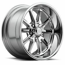1x New 17x7 Us Mag U110 Rambler ET 01 Chrome 5x114.3 Wheel Rim