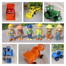 BOB THE BUILDER VEHICLES & FIGURES FROM THE LATEST SERIES SCRATCH  DIZZY LOFTY