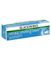 6 x 50g BLACKMORES Natural Vitamin E Cream / Creme 300g BULK