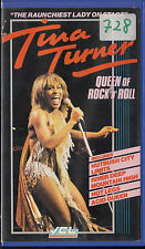 Tina Turner Queen of Rock n Roll - VHS