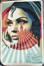 Shepard Fairey (OBEY) - Target Exceptions - Open Edition - SIGNED - 2020