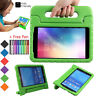 Samsung Galaxy Tab 4 7.0 SM-T230 T231 T235 T237 Kids Shockproof Case Cover Stand