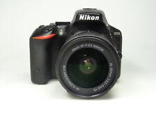 Nikon D 5500 + Nikkor AF-PDX 18-55/3, 5-5,6 VR