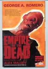 Empire of the Dead     George A Romero    Marvel 2014     First Print