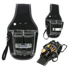 Electrician Waist Utility Screwdriver Kit Holder Case Pocket Tool Belt Pouch Bag