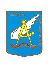 C4908) AVIAZIONE PRATICA DI MARE (ROMA) IMMAGINA DISTINTIVO REPARTO RADIOMISURE