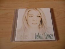 CD the Best of LeAnn rimes - 20 chansons incl. cant 't fight the moonlight