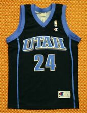 Utah Jazz, NBA Jersey by Champion, Mens Small, #24 Lopez
