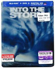 Into The Storm (SteelBook) [Blu-Ray + DVD + Digital HD]