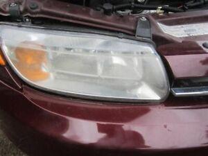 Passenger Right Headlight Fits 00-02 SATURN L SERIES 172416