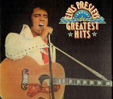 Disques vinyles Elvis Presley avec compilation