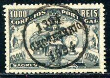 AZOREN 1894 74 gestempelt seltene Marke(J8372